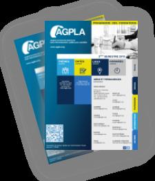 Télécharger le livret de présentation des formations de l'AGPLA au format PDF